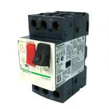 Выключатель автоматический для защиты электродвигателей 4-6 №А GV 2 управление кнопками