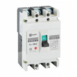 Выключатель автоматический ВА-99М  100/100А 3P 20кА EKFBasic