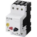 Авт. выкл. PKZM01-10 3р 10А 50кА диапазон установки 6,3 ...10А