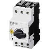 PKZM0-4 Автомат. выкл. защиты двигателя 4А, 3 полюса, откл.способность150кА  диапаз. уст.2,5...4А