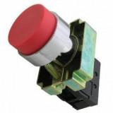 Кнопка BL42 без подсветки красный 1рTDM
