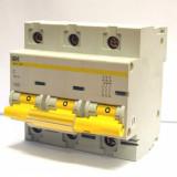 Автоматический выключатель ВА47-100 3Р 40А 10кА х-ка С iEK