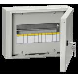 Корпус металлический ЩРн-12з-0 У2 IP54 (Навесной) iEK