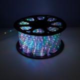 Дюралайт светодиодный Feron LED-R2W 2-х жильный (RGB) 1,44Вт/м 24LED/м 50м 230V