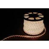 Дюралайт светодиодный Feron LED-F3W 3-х жильный (белый теплый)  3000K 2,88Вт/м 72LED/м 50м 220V