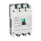 Автоматический выклтель ВА-99ML 100/125 3P18kA EKF