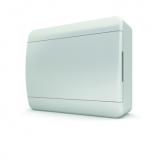 tekfor пластиковый РЩ BVN 40-12-1 непрозрачная белая дверца