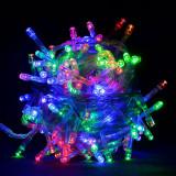 Гирлянда _WLZ _F№16 _D100M LED _(6.7м, 64 лампы) _цветная (D100 - M)
