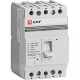 Выключатель автоматический ВА-99 125\40А 3P 25кА EKF PROxima
