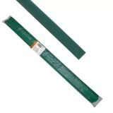 Термоусаживаемая трубка ТУТнг 4/2 зеленая по 1м (100 м/упак) TDM