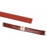 Термоусаживаемая трубка ТУТнг 4/2 красная  по 1м (100 м/упак) TDM