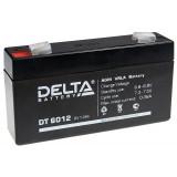 Аккумуляторная батарея DELTA  DT 6012 (6В 1,2Ah)