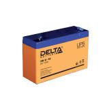 Аккумуляторная батарея DELTA HR 6-12   (6В 12Ah)