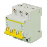 Автоматический выключатель ВА47-100 3Р 100А 10кА х-ка С