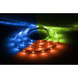 Cветодиодная LED лента Feron LS606 (RGB)  30SMD(5050)/м 7.2Вт/м 5м IP20 12V