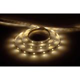 Cветодиодная LED лента Feron LS606 (теплый белый) 30SMD(5050)/м 7.2Вт/м 5м IP20 12V 3000К