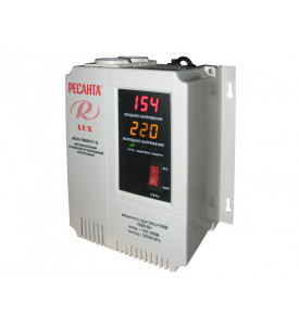 Стабилизатор АСН-1500Н/1-Ц Ресанта  Lux