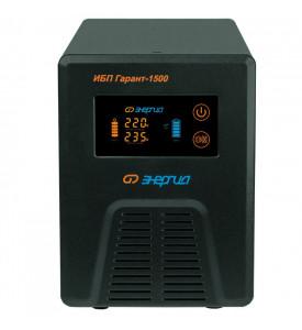 Инвертор Энергия ИБП Гарант-1500 12В (650 Вт)
