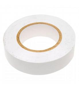 Изолента ПВХ 0,15х19 мм белая 20м