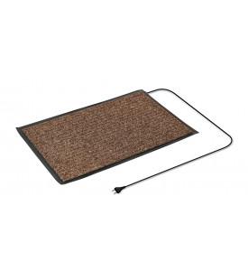 Греющий коврик CALEO 40х60 коричневый