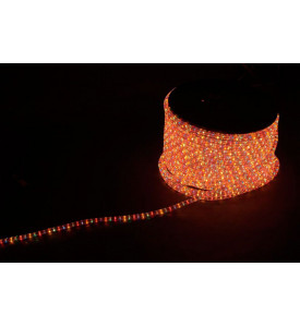 Дюралайт светодиодный Feron LED-F3W 3-х жильный (синий-красный) 2,88Вт/м 72LED/м 50м 220V