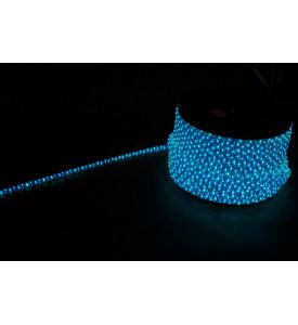 Дюралайт светодиодный Feron LED-F3W 3-х жильный (синий-белый) 2,88Вт/м 72LED/м 50м 220V