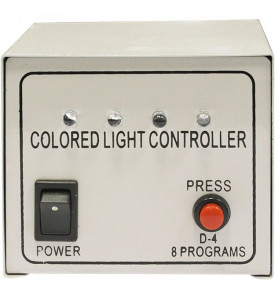 Контроллер 100м 4W для дюралайта LED-F4W со светодиодами (шнур 0,7м)