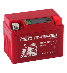 Аккумуляторная батарея DELTA  DS 1204 (12V 4Ah) Red Energy
