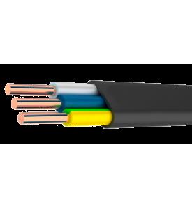 Провод ВВГПнг(А)LS 3х4