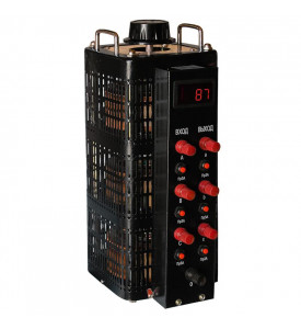 Трехфазный автотрансформатор (ЛАТР) Энергия Black Series TSGC2-6кВА 6А (0-520V)