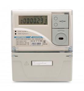 Электросчетчик трехфазный многотарифный ЦЭ 6850М  0,2S/0,5 220В 5-7,5А 2Н 1Р Ш31
