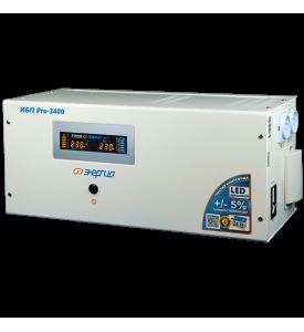 Инвертор Энергия ИБП Pro-3400 24В Энергия (2,4 КВт)
