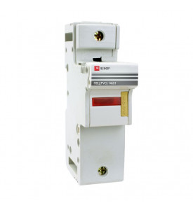 Предохранитель-разъединитель для ПВЦ 10х38 1 Р (с индикацией) EKF PROxima