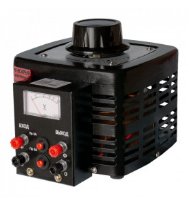 Однофазный автотрансформатор (ЛАТР) Энергия Black Series TDGC2-0.5кВА 2А (0-250V)