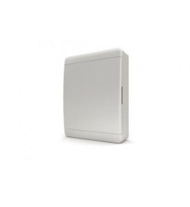 tekfor пластиковый РЩ BNN 40-12-1 непрозрачная серая дверца