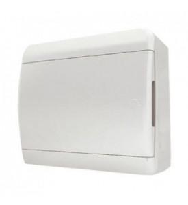 tekfor пластиковый РЩ BNN 40-24-1 непрозрачная серая дверца
