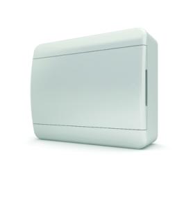 tekfor пластиковый РЩ BVN 40-24-1 непрозрачная белая дверца