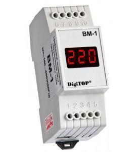 Вольтметр Вм-1 DigiTOP