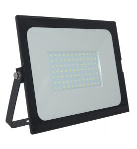Прожектор светодиодный AVL 100 Вт 6500 К чёрный