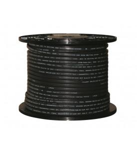 Кабель xLayder EHL30-2CR RST, 30 Вт/ пог. м для обогрева труб, кровли и водосток, с защитным экраном