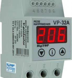 Реле напряжения Vp-32А (46-101)
