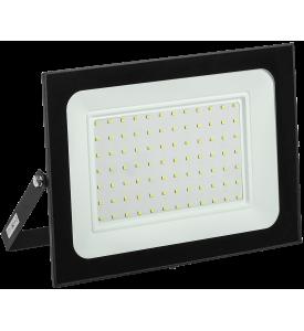 Прожектор светодиодный СДО 06-100 SMD IP65 чёрный IEK
