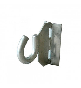 Крюк под бандажную ленту ГС16 - столб