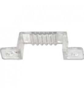 Крепеж на стену 2W для дюралайта LED-F2W со светодиодами, пластик (продажа упаковкой), LD127