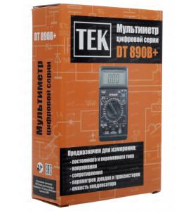 Мультиметр DT 890В+ ТЕК