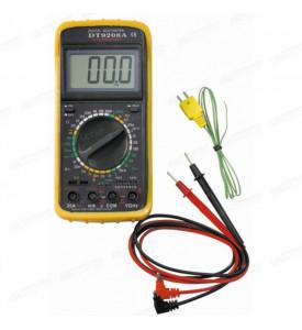 Мультиметр DT 9208А ТЕК