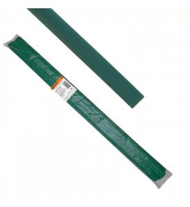 Термоусаживаемая трубка ТУТнг 8/4 зеленая  по 1м (50 м/упак) TDM