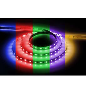 Cветодиодная LED лента Feron LS606 (RGB) готовый комплект 5м 60SMD(5050)/м 14.4Вт/м IP20 12V