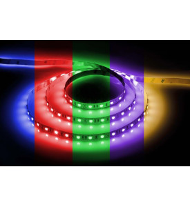 Cветодиодная LED лента Feron LS606  RGB готовый комплект 3м 60SMD(5050)/м 14.4Вт/м IP20 12V